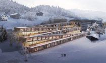 Hotel odBIG pro švýcarského výrobce hodinek Audemars Piguet
