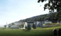Hotel od BIG pro švýcarského výrobce hodinek Audemars Piguet