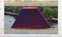 Christo a jeho plovoucí The Mastaba pro Londýn