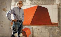 Projekt The Mastaba z roku 1977 pro Abu Dhabi od Christo a Jeanne-Claude