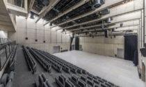 Nový multifunkční sál DOX+ v Praze