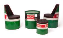 Nábytek od české značky Drum Barrel Furniture