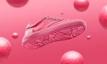 Boty zodpadních žvýkaček Gumshoe Amsterdam