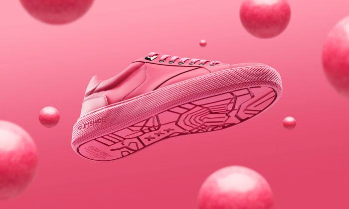 Gumshoe jsou první boty nasvětě vyrobené zrecyklovaných žvýkaček