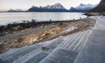 Ureddplassen v Norsku od Haugen Zohar Arkitekter