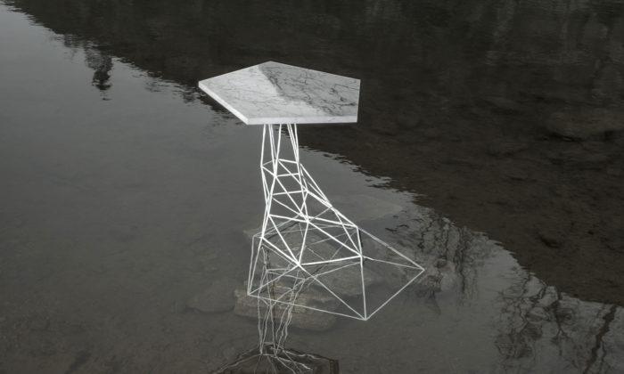 Slovenští Ideaferdesign navrhli kolekci stolů P1jako šperk interiéru