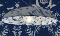 Ukázka zkolekce svítidel Gipsy odJany Hejdové