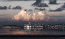 Kengo Kuma a koupaliště Waterfront Culture Center v Kodani