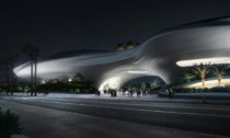 Lucas Museum of Narrative Art v Los Angeles od MAD