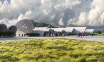 Základní škola Lushan od Zaha Hadid Architects