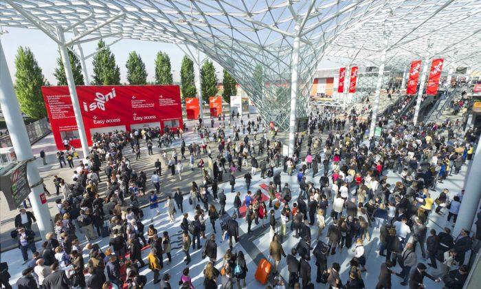 Začal největší svátek designu nasvětě Milano Design Week 2018