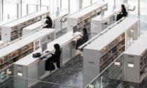 Qatar National Library od nizozemského ateliéru OMA