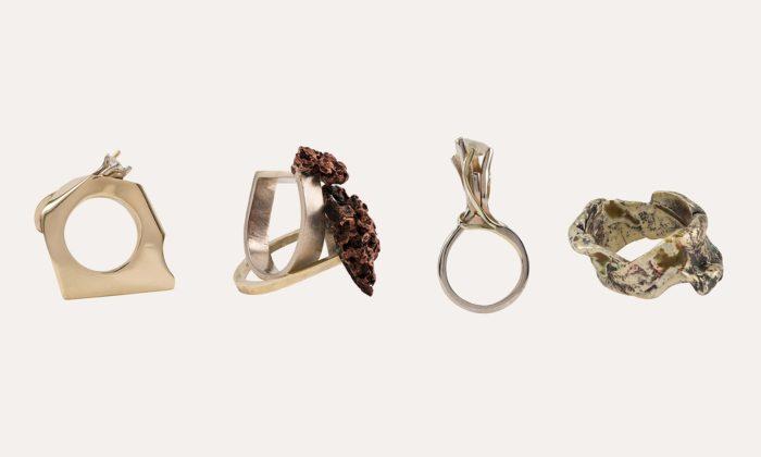 Slovenská značka Siloe Jewelry vytváří extravagantní asurové šperky