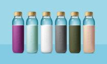 Běžné láhve na vodu značky Soma