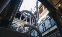 Instalace The Florence Experiment od dvojice Carsten Höller a Stefano Mancuso