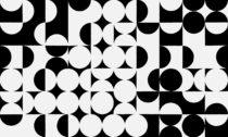 Ukázka zvýstavy 1968: Computer Art