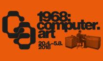 Ukázka z výstavy 1968: Computer Art