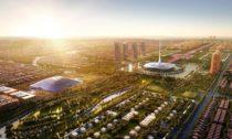 Urbanistický plán pro indické hlavní město Amaravati