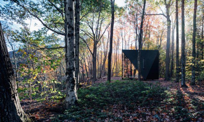 BIG navrhli pro Klein první malý ekologický domek dopřírody