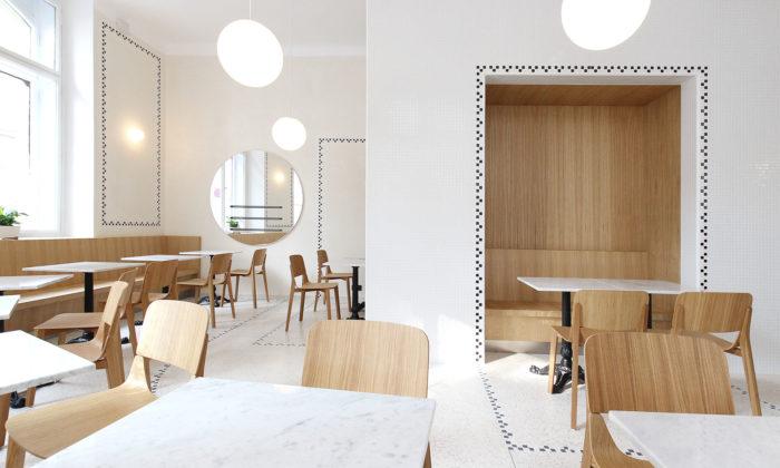 Bistro naNové radnici vPraze osvěžilo svůj interiér podle architektů zEdit!