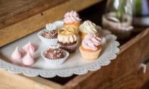 Cakeland Cupcakes a ukázka jejich čupčáků