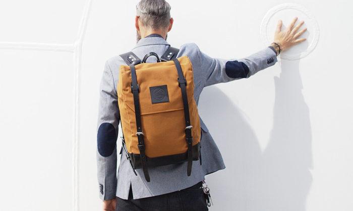 Český řemeslný ateliér Clasp'pin navrhuje stylová zavazadla adoplňky