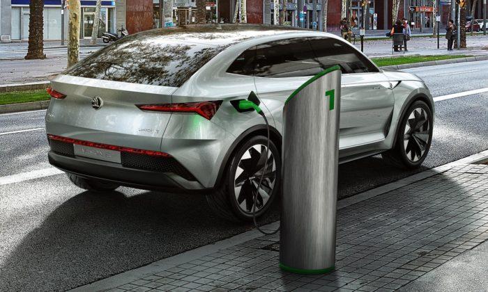 Škoda potvrdila výrobu prvních elektrických vozů narok 2019 a2020