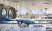 Vize nákladní dopravy DP World Cargospeed od Foster + Partners