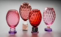 Kolekce váz Pompeii oddvojice Ingrid Račková aDavid Suchopárek neboli IRDS