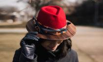 Ukázka klobouků odčeské značky La Modista