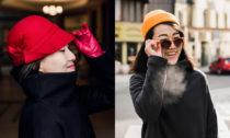 Ukázka klobouků od české značky La Modista