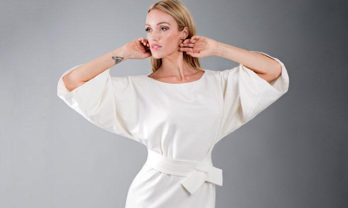 Česká značka Melia Marchi šije šaty zdůrazňující ženskou smyslnost