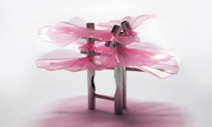 Milan Nováček navrhl kolekci prstenů abroží inspirovanou Japonskem