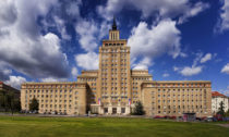 Open House Praha 2018: Hotel Imperial Praha