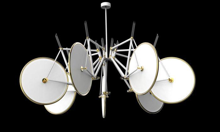 Glassbrothers navrhli kolekci svítidel ze skla acyklistických prvků