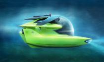 Project Neptune od Aston Martin pro Triton