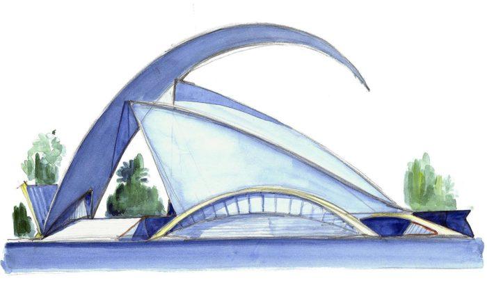 Slavný španělský architekt Santiago Calatrava přijede doPrahy
