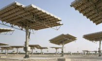 Masdar City, the world's first carbon-neutral, zero-waste city, Foster + Partners