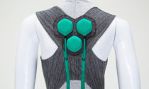 Superflex, Aura-powered bodysuits, Yves Behar