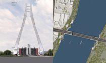 UNStudio a jejich vítězný most New Budapest Bridge