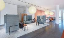 Vitra showroom Praha Karlín