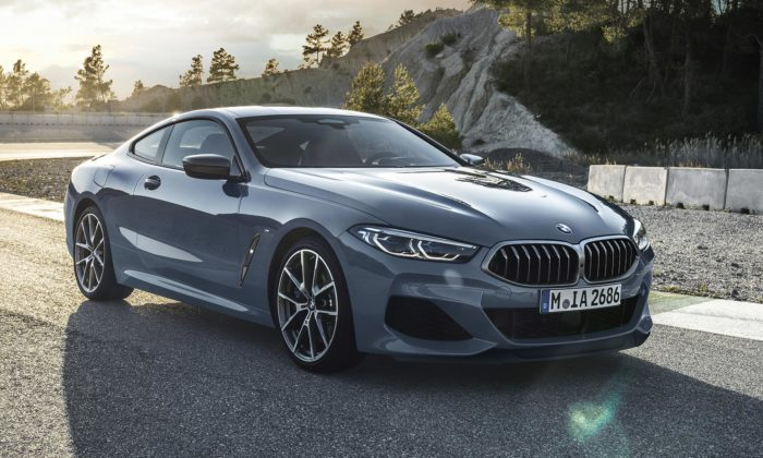 BMW řady 8 sepo19 letech vrací jako výjimečný sportovní vůz