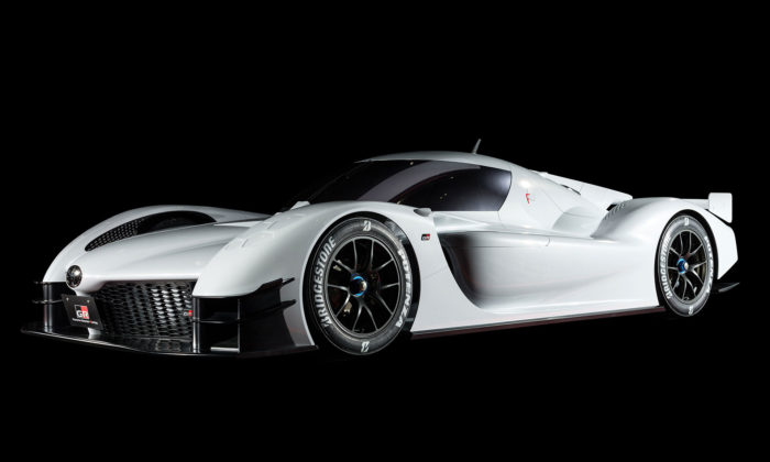 Toyota ukázala sporťák GR Super Sport Concept svýkonem 1000 koní