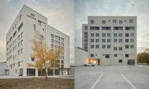 Bratislavská Mlynica po konverzi od GutGut