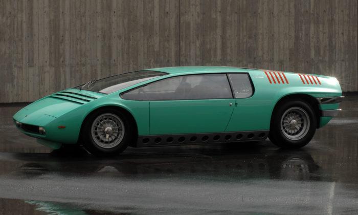 Italské designérské studio Italdesign slaví 50 let apřipomíná svá nejlepší auta