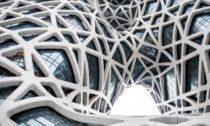 Morpheus Hotel odZaha Hadid Architects včínském Macao