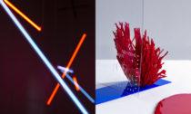 Ukázka z výstavy Naskle, balíme! v Galerii UM