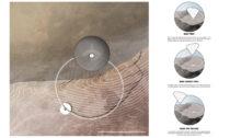 Vítězný projekt v soutěži: Nemrut Volcano Eyes od trojice Fernando Irizarry, Marcos Ortiz a Gabriel Rivera