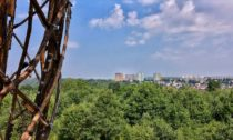 Rozhledna Doubravka na Praze 14 od Martina Rajniše