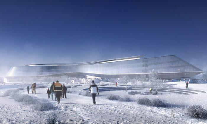 V Moskvě vyroste futuristický Sberbank Technopark podle návrhu Zahy Hadid